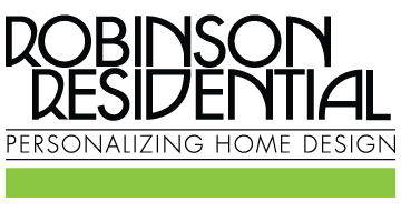robinson residential home plans logo